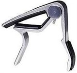 Dunlop 83C Acoustic Trigger Capo Curved, Nickel