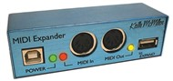 Keith McMillen Instruments Expander MIDI Expander