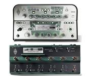 Kemper Profiler Head Plus Remote, White