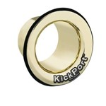 KickPort KP2 Bass Drum Port, Gold