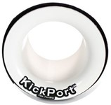 KickPort KP2 Bass Drum Port (White)