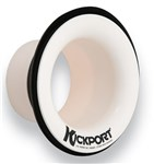 KickPort KP2 Bass Drum Port, White