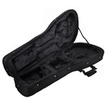 Kinsman HFLP7 Semi Hard Case for LP Style Electric Guitars