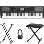 Korg Havian 30 Digital Ensemble Piano Bundle