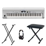 KORG KROME Music Workstation 88 (Platinum) bundle
