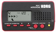 Korg MA-1 Digital Metronome (Black / Red)