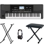Korg PA300 Keyboard Bundle