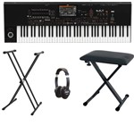 Korg Pa4X 76 Professional Arranger bundle