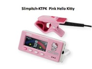 Korg SLM-1CM Slimpitch Chromatic Tuner, Pink Hello Kitty