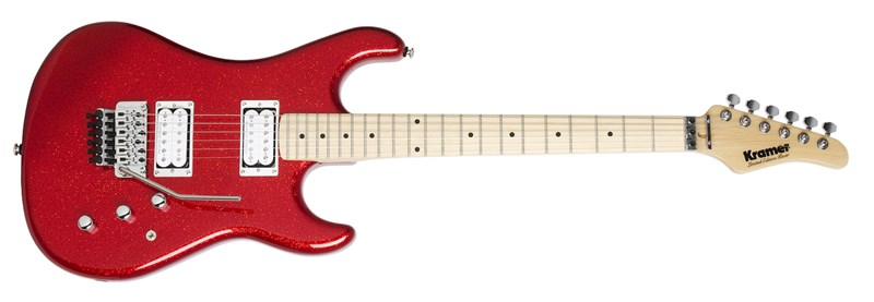 Kramer Pacer Vintage Red Main