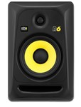 KRK R6 G3 Single Passive Studio Monitor, Black