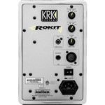 KRK Rokit RP4 G3 Powered Studio Monitor Silver