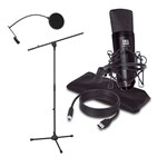 LD Systems Podcast 2 3-Piece Microphone Set