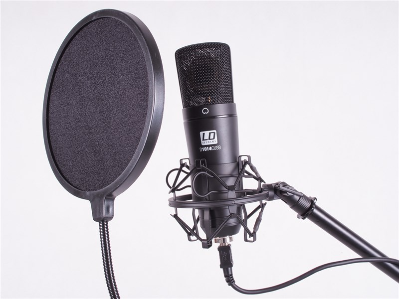 ld systems recording microphone set gak. Black Bedroom Furniture Sets. Home Design Ideas