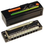 Lee Oskar 1910N Natural Minor Harmonica, D Flat