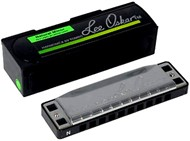 Lee Oskar 1910N Natural Minor Harmonica, E Flat