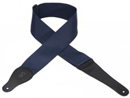 Levys M8P3 Basic Strap, Extra Wide, Navy