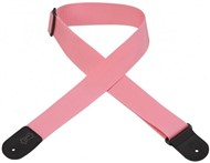 Levys M8Poly Polyester Strap, Pink