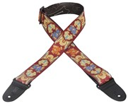 Levys MP-25 Polyester Guitar Strap (Wallpaper)