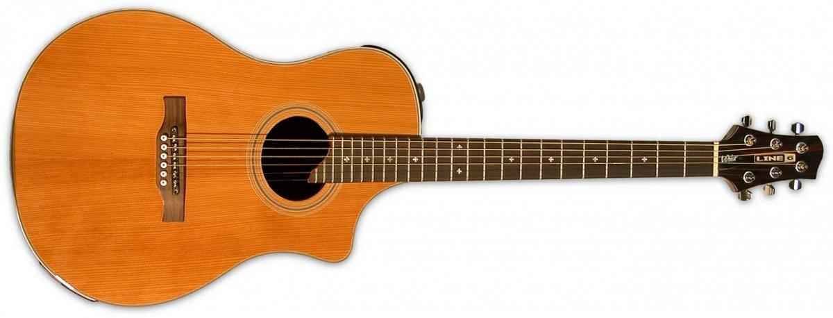 Line 6 Variax 700 Electro Acoustic Natural