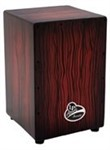 LP Aspire Accents Cajon (Dark Wood Streak)