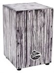 LP Aspire Accents Cajon (White Streak)