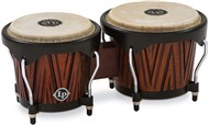 LP City Series Bongos (Carved Mango Wood)