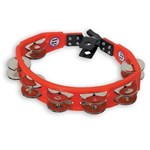 Mountable Tambourine, red