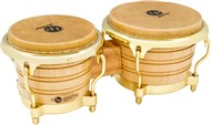 LP Generation II Bongos (Natural/Gold)