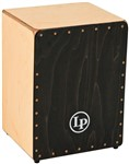 LP Birch XL Cajon (Ebony Stain) - LP1423
