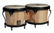 LP Aspire Wood Bongos (Natural) - LPA601-AW