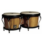 LP Aspire Wood Bongos (Dark Wood) - LPA601-DW