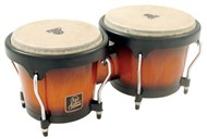 LP Aspire Wood Bongos (Vintage Sunburst) - LPA601-VSB