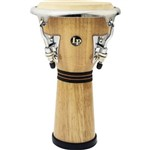 LP Music Collection Mini Tunable Djembe - LPM196-AW