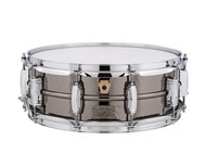 Ludwig Black Beauty 14x5 Hammered, Imperial Lugs