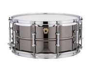 Ludwig Black Beauty 14x6.5 tube lug