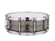 Ludwig Black Beauty 14x5in tube lugs