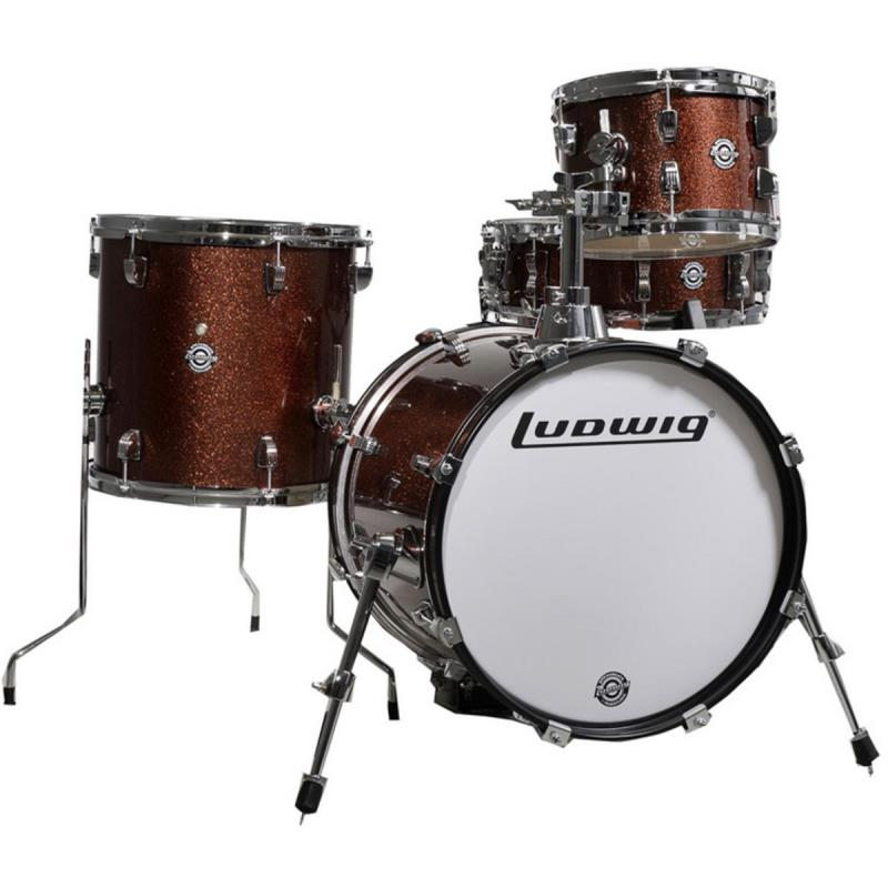 Questlove Wine Red Sparkle