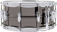 Ludwig Black Beauty Supraphonic Snare, 14x6.5in, Imperial Lugs