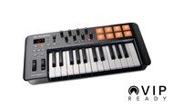 M-Audio Oxygen 25 Controller Keyboard angle