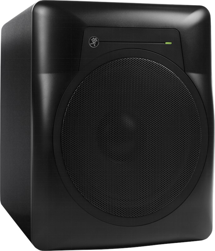 "Mackie MRS10 10"" Powered Studio Subwoofer"