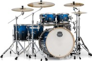 Mapex AR628SFE Armory LA Fusion 6 Piece Shell Pack (Photon Blue)