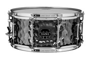 Mapex Armory Daisy Cutter 14x6.5in Hammered Steel Snare