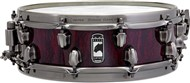 Mapex Black Panther Versatus 14x4.5in Hybrid Snare, Trans Cherry Red