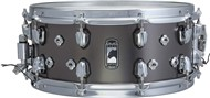 Mapex Black Panther Wraith 14x6in Brass Snare, Stealth Black
