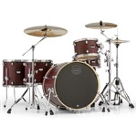 Mapex MA528SF Mars Retro Fusion 5 Piece Shell Pack (Bloodwood)