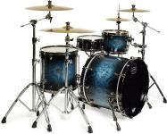 Mapex SV426XB Saturn V MH Exotic Classic Rock Shell Pack (Deep Water Maple Burl) - Special Order