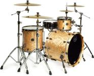 Mapex SV426XB Saturn V MH Exotic Classic Rock Shell Pack (Natural Maple Burl) - Special Order