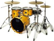 Mapex SV481XB Saturn V MH Exotic Club Classic Shell Pack (Amber Maple Burl)