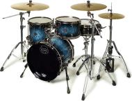 Mapex SV481XB Saturn V MH Exotic Club Classic Shell Pack (Deep Water Maple Burl)